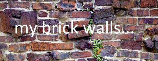 old San Francisco brick wall