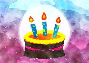 birthday-cake-public domain